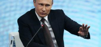 Исчезновение Путина потроллили веселыми фотожабами