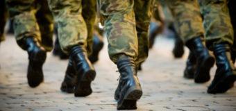 Вооруженный солдат в зоне АТО устроил переполох