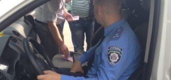 В Чернигове «высоких» полицейских поймали на крупной взятке. Фото