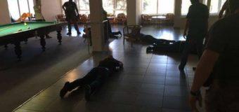 Необычные похороны вора в законе закончились облавой СБУ. Фото
