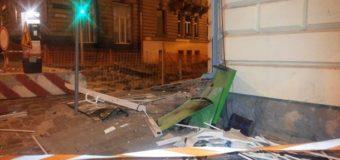 Взрыв банкомата во Львове: опубликованы фото