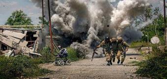 В Украине разгорелся скандал с постановочными фото из зоны АТО