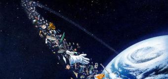 Япония будет наблюдать за космическим мусором