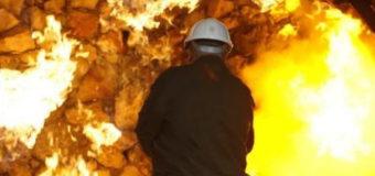 В шахте Донецкой области вспыхнул метан, есть пострадавшие