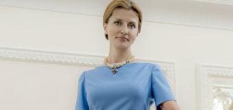 В Запорожье ждут первую леди страны