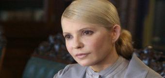 В поджоге «Интера» Тимошенко обвинила высокопоставленных чиновников