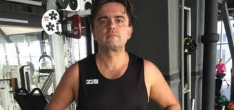 Мотивация: Украинский дипломат показал, как похудел. Фото