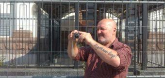 Украинец взбудоражил сеть тату с Путиным. Фото
