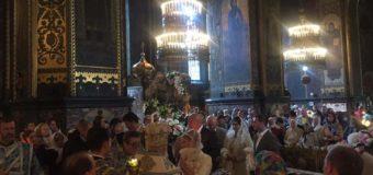 Приближенные рассказали о подарках Тимошенко внучке на крестины