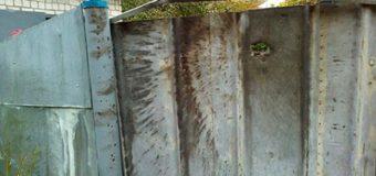 На Черниговщине неизвестные из гранатомета обстреляли дом пенсионера. Фото