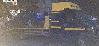 В Николаеве задержали мужчину, напавшего на сотрудницу полиции. Фото