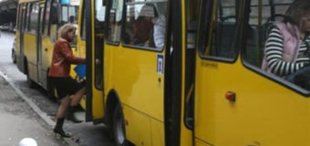 В Киеве маршрутчика наказали из-за инцидента с инвалидом