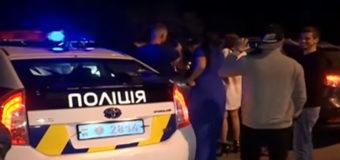 Киевские активисты отлавливают пьяных водителей. Видео