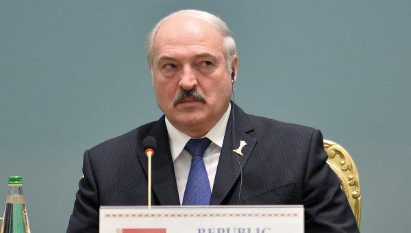 Лукашенко: В Украину мы на танках не поедем, мы на тракторе туда поедем