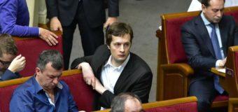 В сети рассекретили информацию о «службе» в 40-м батальоне сына Порошенко