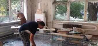 Жители Макеевки и части Донецка ощутили мощный взрыв. Фото