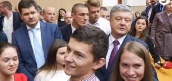 Неудобный вопрос студента Порошенко обрастает новыми подробностями