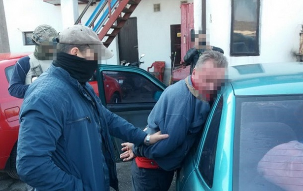 В Ровно задержали шпиона из ГРУ Генштаба вооруженных сил РФ. Видео