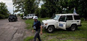 ДТП на Донбассе: женщину переехала военная машина