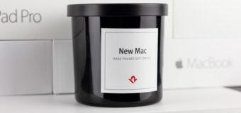 В Америке выпустили ароматические свечи с запахом новых iPhone или Mac. Фото