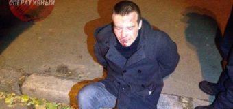 Киевские дети сами задержали грабителя. Видео