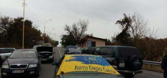 Бунт в Украине: водители перекрыли закарпатские пункты пропуска. Фото