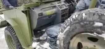 Кабриолет для бойцов АТО «взорвал» сеть