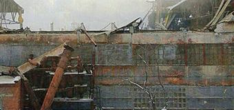 В РФ на заводе по производству Буков обвалилась крыша, есть погибшие. Видео