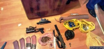 В Одесской области пьяный АТОшник пытался взорвать гранату в баре. Видео