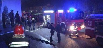 Во Львове горела дискотека: 22 пострадавших. Видео