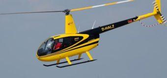 В результате крушения вертолета в Крыму погибли два человека