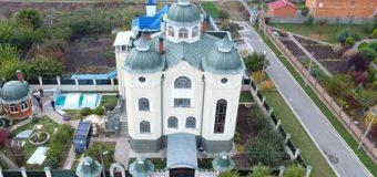 Полтавский судья шокировал сеть, построив себе имение-храм. Видео