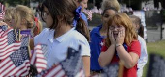 В Америке «заживо похоронили» четырех школьников