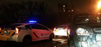В Киеве пьяный «сотрудник прокуратуры» устроил серьезное ДТП