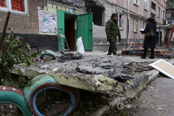 Донбасские террористы подняли бучу из-за Америки