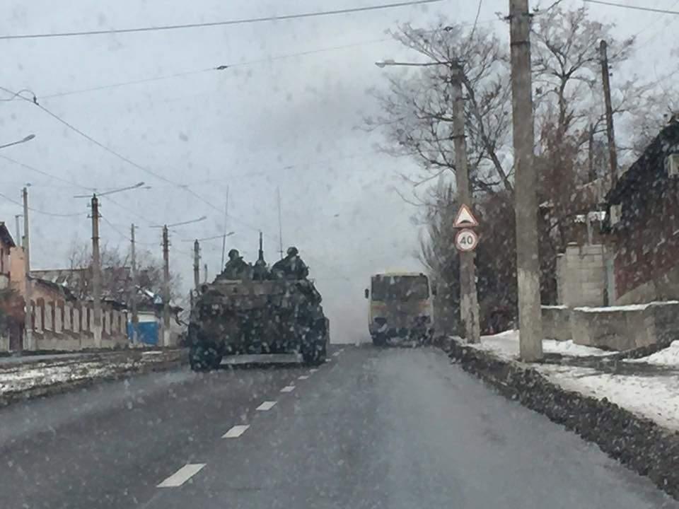 Бронетехника донецких боевиков шокировала сеть
