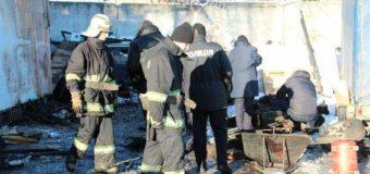Жуткий пожар на житомирском предприятии: погибли люди