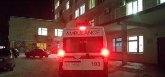 В Киеве авто сбило детей, девочка в критическом состоянии. Видео