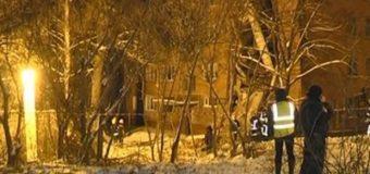 Обнародованы видео последствий обвала общежития в Чернигове