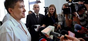 Савченко рассказала немцам, что главы «ЛДНР» умные, уставшие люди