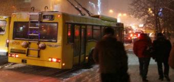 В Киеве появятся ночные троллейбусы