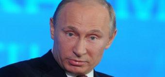Печерский суд Киева разрешил обыскать Путина