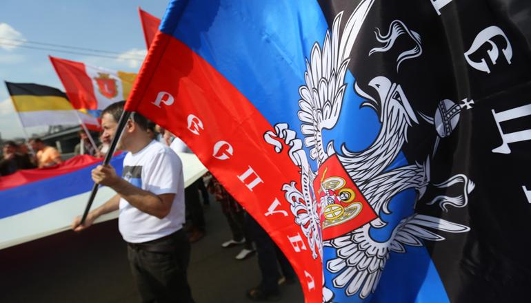 В Киеве задержали спонсора боевиков ДНР