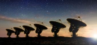 Астрономы поймали странные сигналы