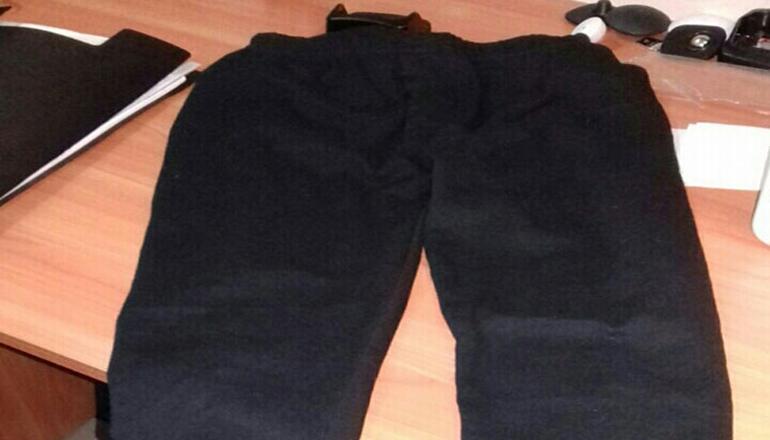 На Харьковщине мужчина может сесть в тюрьму за кражу брюк