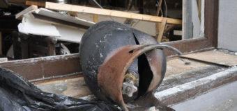 В Запорожской области от взрыва газового баллона пострадал мужчина