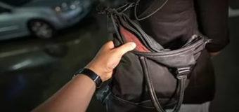 Киевлянину за кражу сумки грозит до 6 лет тюремного заключения