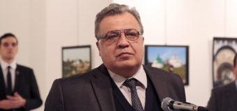 Посол РФ в Турции скончался от полученных на фотовыставке ранений. Фото