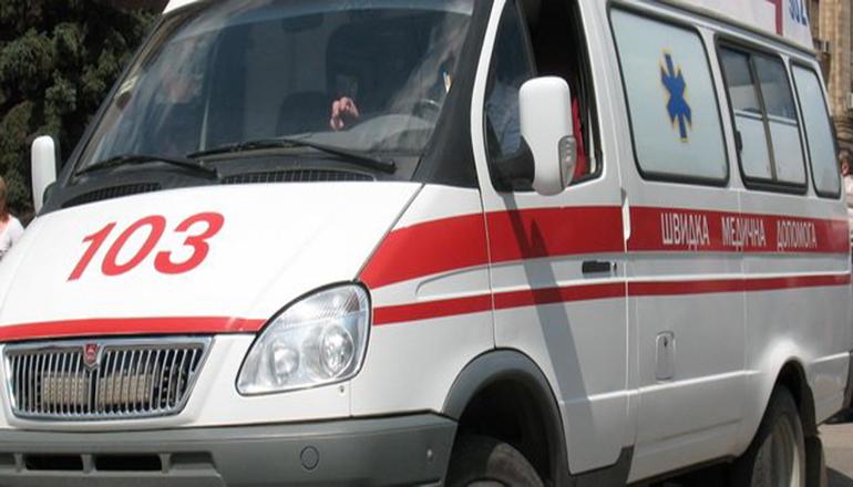 В Киеве 70 минут «скорая» ехала к больному малышу