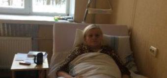40 минут депутат истекала кровью до приезда медиков на Днепропетровщине
